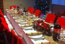Christmas Dinner / Table setting