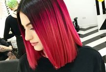 Cervena farba