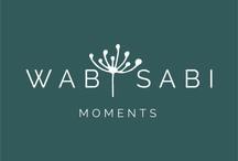 WABI SABI MOMENTS ~ Save The Date