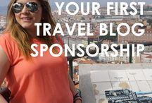 Travel Blog Tips / Travel blogging tips and ideas