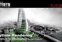 Architecture - Rendering Tutoriel