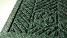 Matting  / Did you know that the cost of removing 1 pound of dirt from the floors of your building can cost up to $750.00 and in winter this cost can double if the proper matting is not used? A combination of Scraper/Wiper and Wiper mats will provide the best results removing up to 80% of the outside dirt before it can spread beyond the entrance of the facility. A minimum of 15 feet of combined matting is recommended to remove all debris from the bottom of footwear.