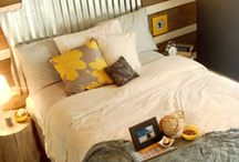 Bedroom ideas / by Kari Braun