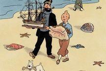 BD Tintin et autre