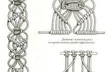 плетение макраме