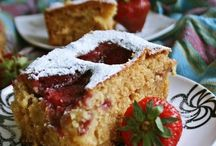 Cake, muffins and other sweets