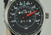 Horological Tachometer Armband