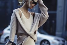Knitwear / Beautiful easy sophistication