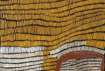 Aborgin og etnisk / kunst håndverk uttrykk