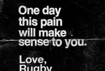 Rugby / Sport and passion.