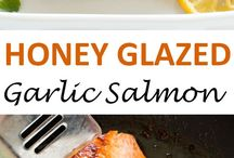 Salmon Recipes / Baked salmon. Roasted salmon. Smoked salmon. Grilled salmon. Salmon stew. Salmon burgers. Salmon every way!