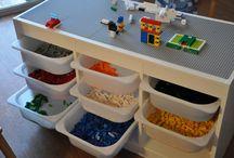 Playroom/Craft room / by Brandi O'Gorman