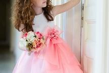 Svatební šaty - děti