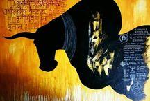 Lord Shiva Paintings