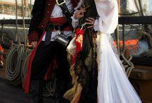 Wren & Feeney's Pirate Ninja Wedding! / by Amalia Larson