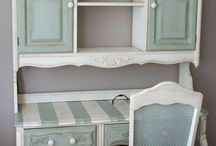 Up cycled Desks