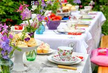 Feest / Feestelijke tafels,versieringen,gerechten,etc.