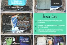 Travel tips and packing