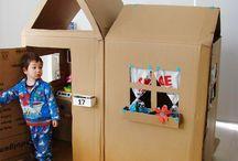 kids: play houses