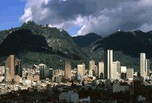 Bogotá / Lugares importantes de nuestra querida Bogotá / by Fundación Bogotá Mía
