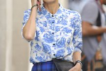 Fashion inspiration / Eclectic and subtly preppy street style that I want to emulate - icons include Jenna Lyons, Laura Bailey and. Olivia Palermo