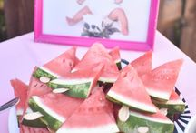 Flamingo party / #flamingo #party #stationery #birthday #tropical