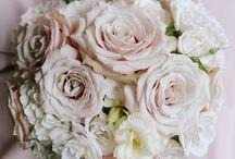 Bruidsboeketten / Wedding bouquets inspiration