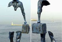 Architecture, Sculpture, Fine Arts