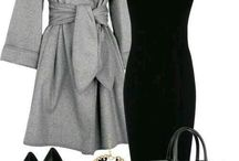 Roupa: Outfits - Winter