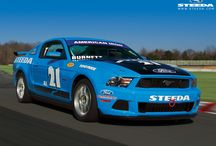 Steeda Mustang Race Cars / A gallery of Steeda equipped Mustang race cars. http://www.steeda.com / by Steeda Autosports