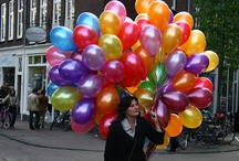 Balloons :) / by Tiffany Alice