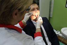 Gabinet dentystyczny Lublin / Przedstawiamy Państwu nasz gabinet dentystyczny znajdujący się w centrum Lublina.
