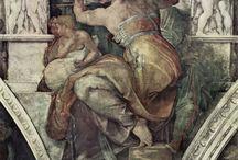 Michelangelo e Italia
