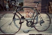 Photo - With bicycle