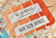 Housewarming / After the stress of moving, use these ideas to plan the perfect housewarming party.
