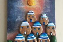 χωριό στην θάλασσα