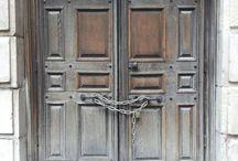 oude deuren♡☆