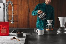 Soma Water | Intelligentsia / Raise your cup to better coffee. Soma has teamed up with the experts at Intelligentsia Coffee & Tea​ to create the ultimate gift for coffee lovers (just in time for Father's Day).