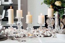 Свечи / О свечах, подсвечниках, свечной магии и так далее.