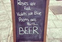 t shirts - beer