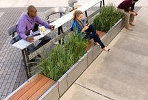 furniture public spaces