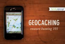 Geocaching / by brent Hussey