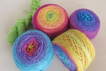 Wooltopia Colourways  / Colourway which are available for customs