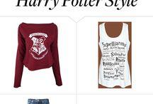 Harry Potter stile
