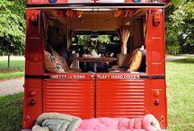 Camión cocina