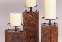 Muebles de madera / Trabajo en madera