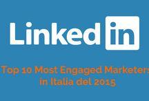 Premiazione Linkedin Italia / Premiazione Linkedin Italia + comunicati stampa
