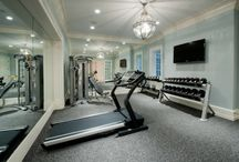 Home gyms / To have my own home gyms