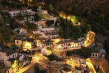 Sacromonte district