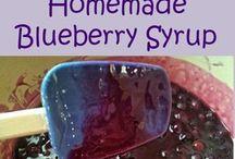 Jams/Jelly/Syrup/Salad Dressings